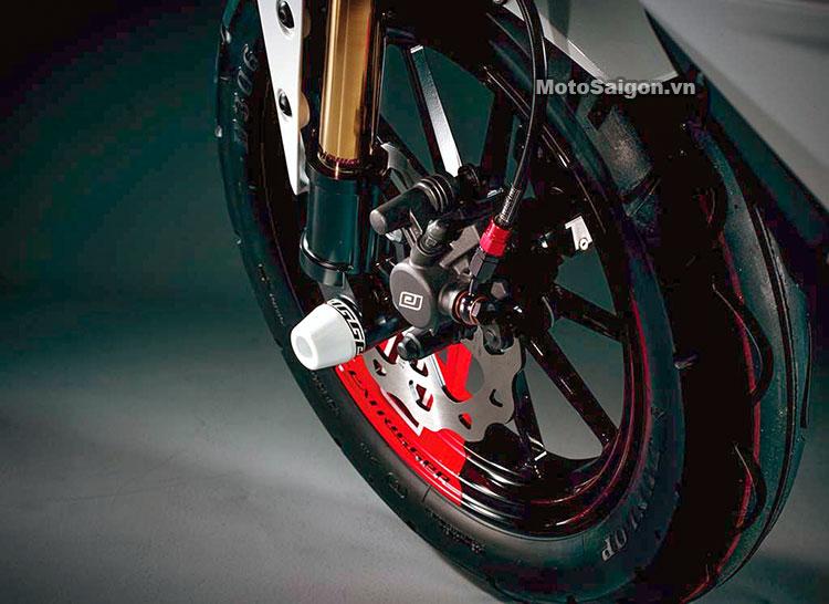 Suzuki Extrigger đối thủ của Honda MSX125 xuất hiện 8