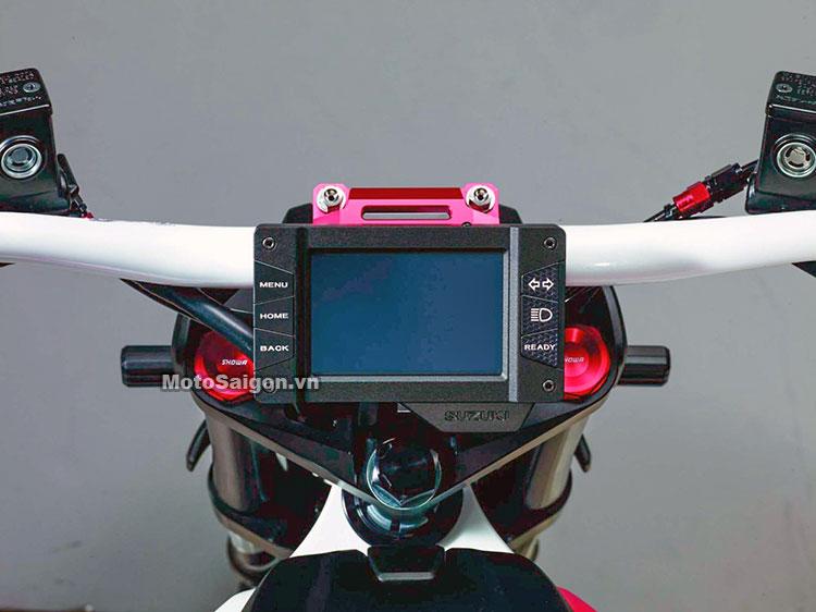Suzuki Extrigger đối thủ của Honda MSX125 xuất hiện 4