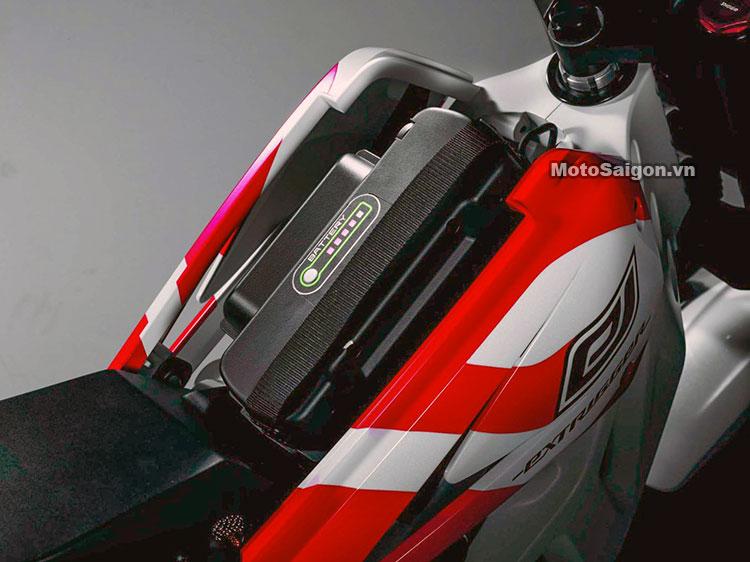 Suzuki Extrigger đối thủ của Honda MSX125 xuất hiện 3