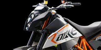 KTM 690 Duke 2017 mẫu xe moto mới nhất của KTM