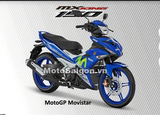 Exciter 150 Movistar 2017