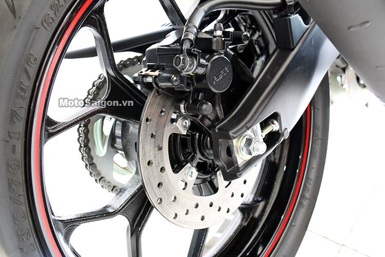 Cận cảnh lô xe Yamaha MSlaz giá hơn 100 triệu tại Việt Nam vừa được nhập về-10