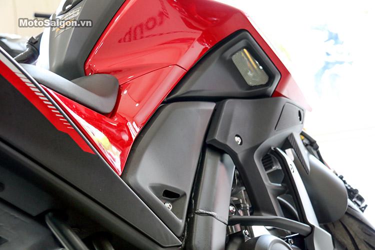 Cận cảnh lô xe Yamaha MSlaz giá hơn 100 triệu tại Việt Nam vừa được nhập về-12