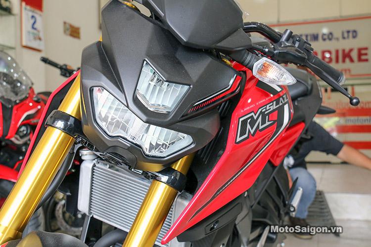Cận cảnh lô xe Yamaha MSlaz giá hơn 100 triệu tại Việt Nam vừa được nhập về-13