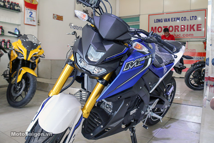 Cận cảnh lô xe Yamaha MSlaz giá hơn 100 triệu tại Việt Nam vừa được nhập về-16