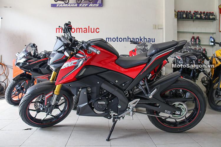 Cận cảnh lô xe Yamaha MSlaz giá hơn 100 triệu tại Việt Nam vừa được nhập về-2
