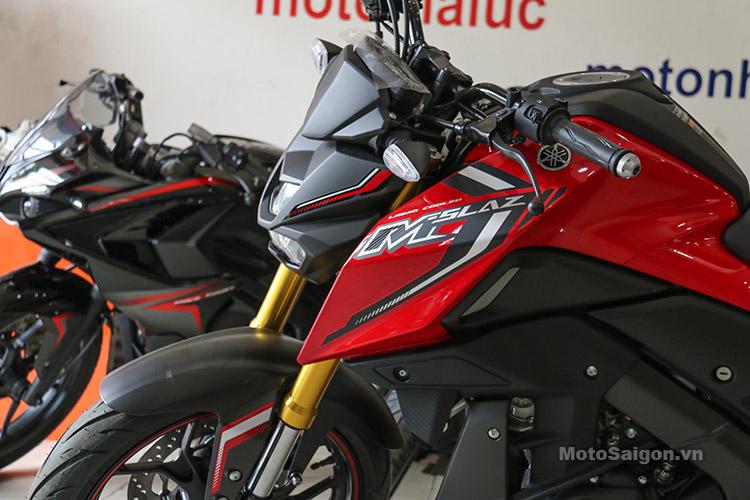Cận cảnh lô xe Yamaha MSlaz giá hơn 100 triệu tại Việt Nam vừa được nhập về-3