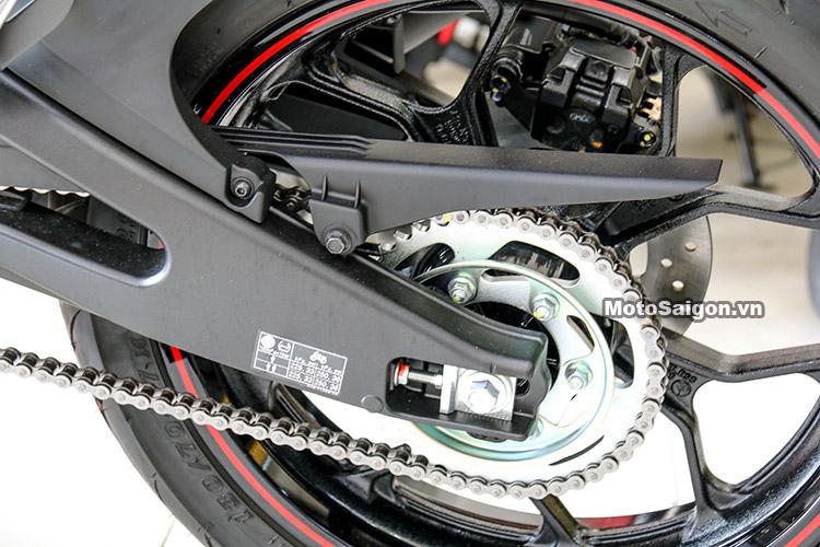 Cận cảnh lô xe Yamaha MSlaz giá hơn 100 triệu tại Việt Nam vừa được nhập về-6