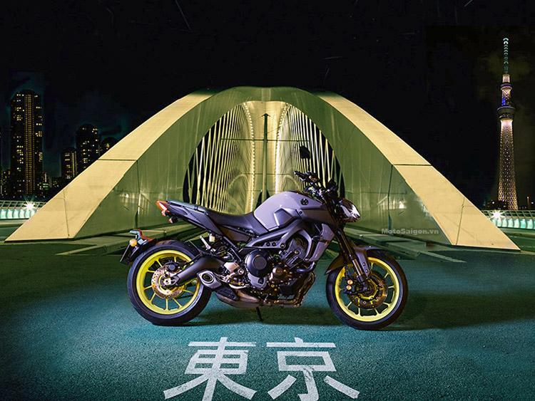 Yamaha MT-09 2017