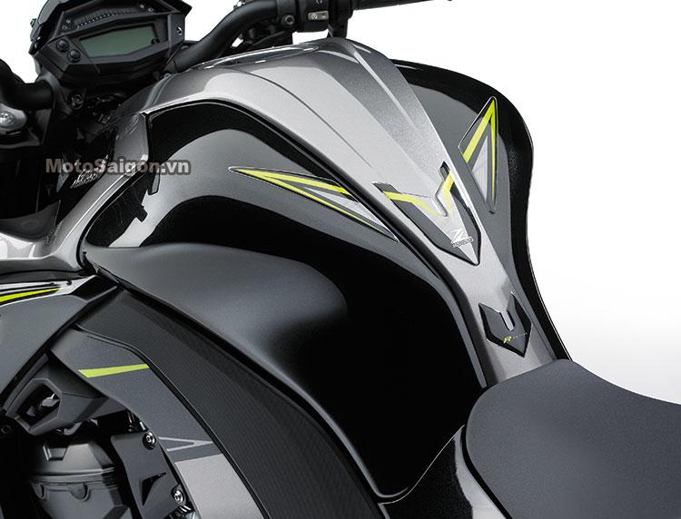 Đánh giá xe Kawasaki Z1000R 2017 vừa ra mắt hôm nay
