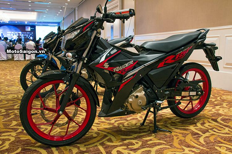 Suzuki Raider F Philippines