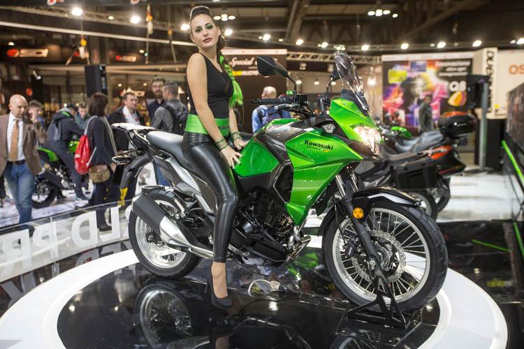 Kết quả hình ảnh cho Kawasaki Versys-X300 ABS 2018