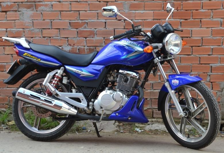 Đánh giá xe Suzuki En150