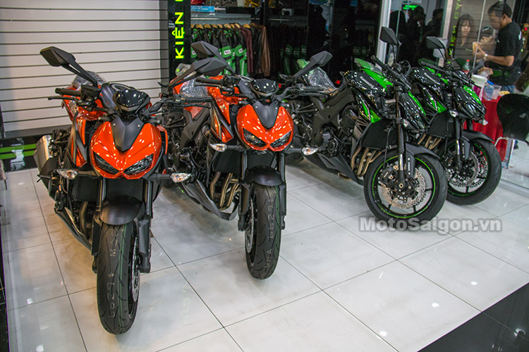 Bảng giá xe moto pkl 2017 mới nhất