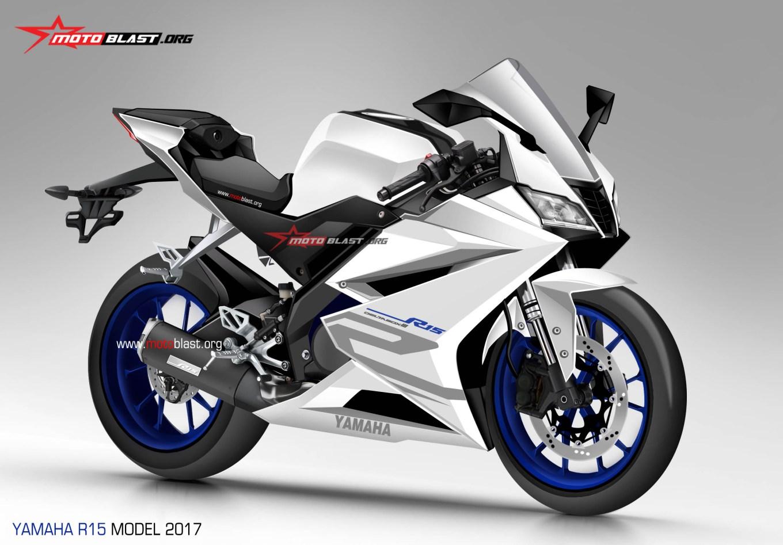 Hình ảnh concept Yamaha R15 v3 2017