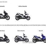 Giá NVX 155 tiêu chuẩn & cao cấp