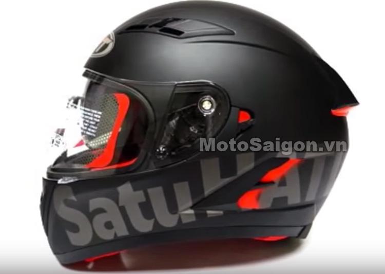 Nón bảo hiểm Honda CBR250 2017 motosaigon