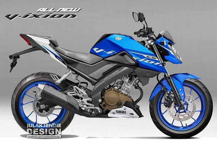 Yamaha FZ150i 2017