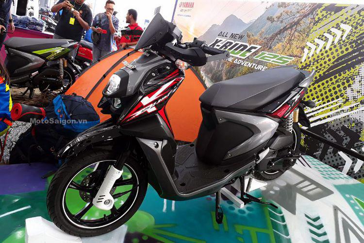 Yamaha X Ride 125 giá chỉ 29,5 triệu đồng