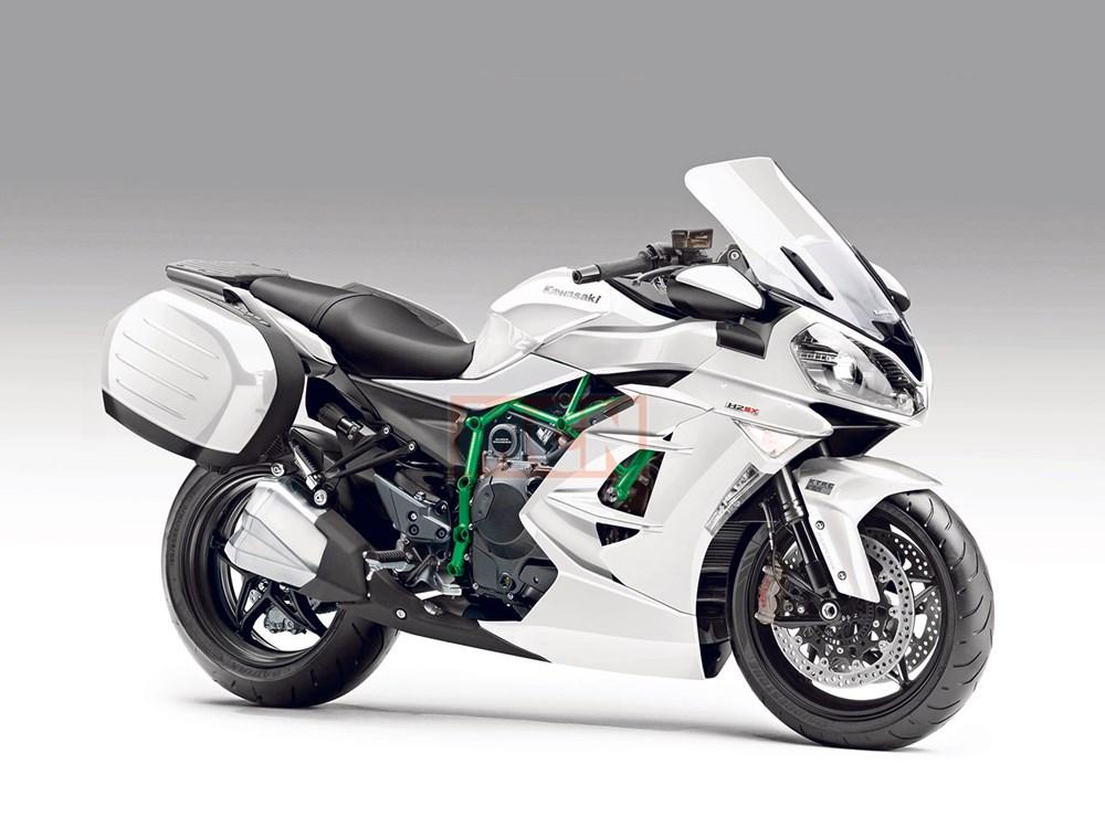 Kawasaki H Sport Touring