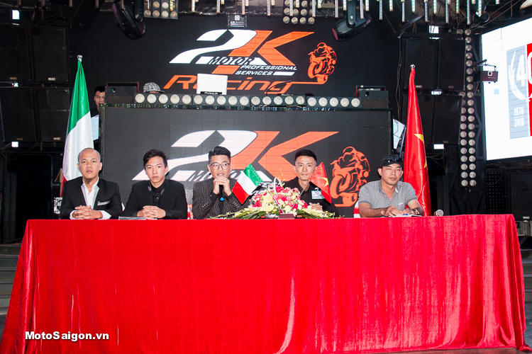 Motor 2K Khai trương đại lý phân phối GIVI chính hãng tại Việt Nam - 8