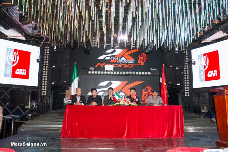 Motor 2K Khai trương đại lý phân phối GIVI chính hãng tại Việt Nam - 9