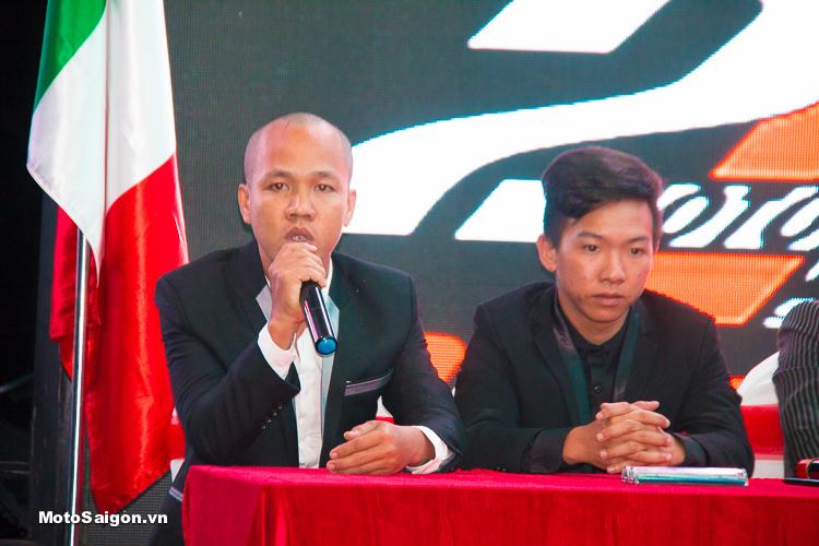 Motor 2K Khai trương đại lý phân phối GIVI chính hãng tại Việt Nam - 10