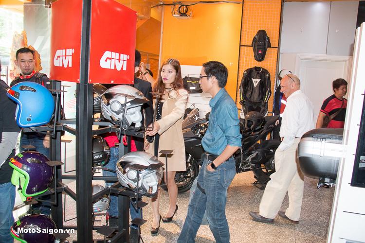 Motor 2K Khai trương đại lý phân phối GIVI chính hãng tại Việt Nam - 14