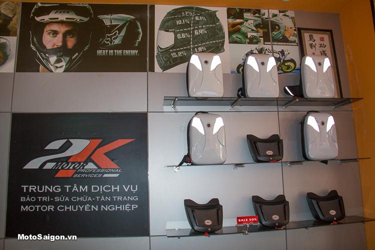Motor 2K Khai trương đại lý phân phối GIVI chính hãng tại Việt Nam - 19