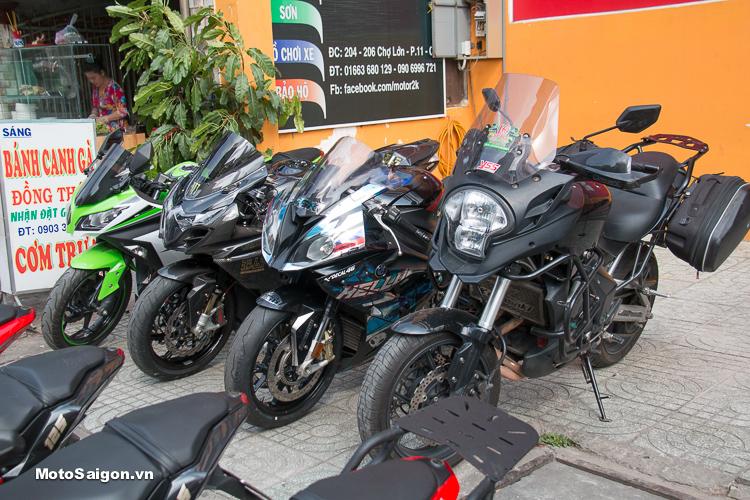 Motor 2K Khai trương đại lý phân phối GIVI chính hãng tại Việt Nam - 22