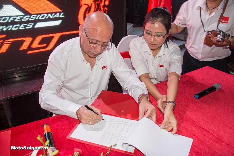 Motor 2K Khai trương đại lý phân phối GIVI chính hãng tại Việt Nam - 6